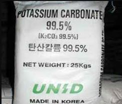 POTASSIUM CARBONATE K2CO3 99,5%