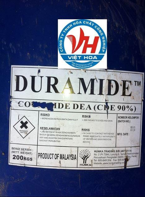 CDE 90% ( DURAMIDE )- BÁN HÓA CHẤT DURAMIDE , COCAMIDE DEA